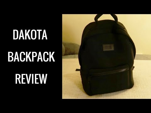 DAGNE DOVER DAKOTA BACKPACK REVIEW!