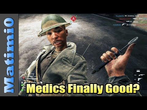 Medics Finally Good? - Battlefield 5 thumbnail