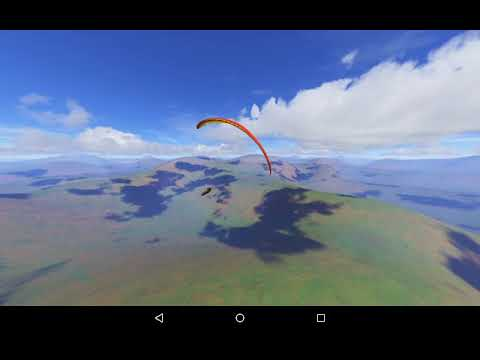 Paragliding XC Live Wallpaper 3D - Apps on Google Play