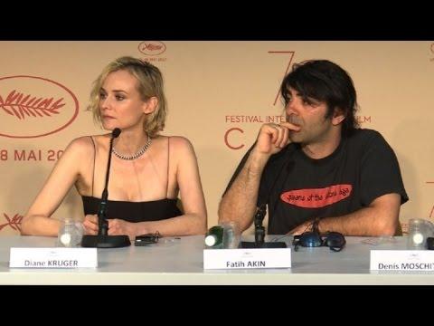 "Diane Kruger desafía a Kidman en Cannes con ""In the Fade"""