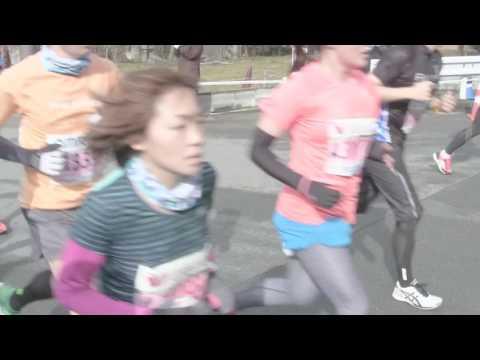 2017京都マラソンiPS山中伸弥教授が判明 Kyoto marathon
