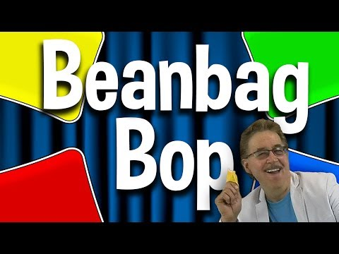 Beanbag Bop | Movement Song For Kids | Jack Hartmann