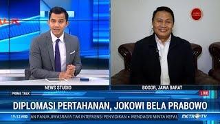 Download lagu Diplomasi Pertahanan, Jokowi Bela Prabowo