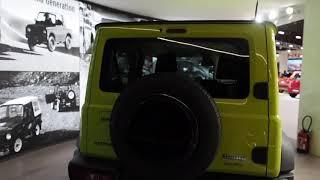 The ALL NEW Suzuki Jimny #AutoShow #CarNow #TopCars #10 HD+12022019