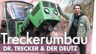 Treckerumbau mit Dr. Trecker – Deutz pimpen | Kliemannsland