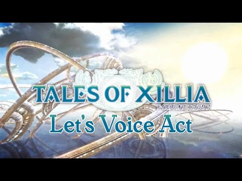 Let's Voice Act: Tales of Xillia 08