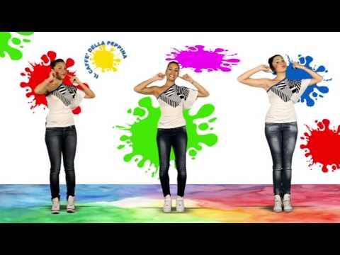 IL CAFFE' DELLA PEPPINA (Tutorial Dance) - Kids dance