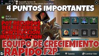 EQUIPO DE CRECIMIENTO RAPIDO/FAST GROWTH EQUIPMENT- EQUIPO GRATIS -FREE MOBILE ROYALE