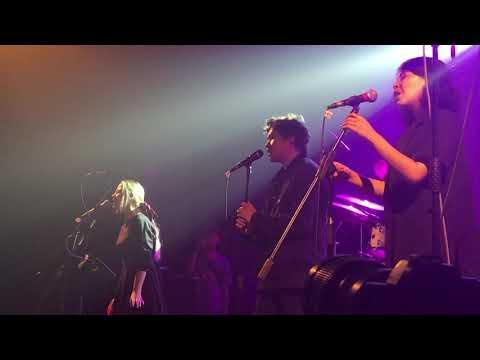 Hindia - Membasuh [featuring Nadin Amizah] (Live at Perayaan Bayangan 04/12/2019)