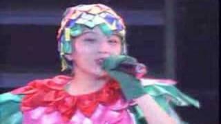 高橋由美子 ライブ映像から アルプスの少女 Tenderly TOUR'94 もとは浅...