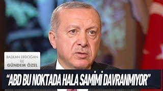 FETÖ ile mücadele - Başkan Erdoğan ile Gündem Özel