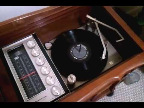 1967 Magnavox Astro Sonic Youtube