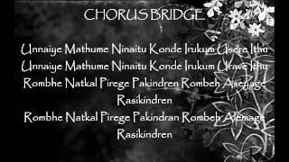 Havoc Brothers Kannaley Kollathey With Lyrics Full Song