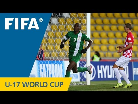 Highlights: Croatia v. Nigeria - FIFA U17 World Cup Chile 2015