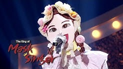 """Chuu - """"If I Have You"""" Cover [The King of Mask Singer Ep 248]"""