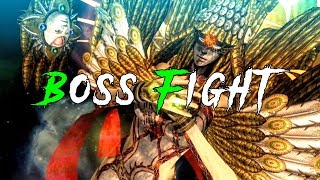 Bayonetta Final Boss HD