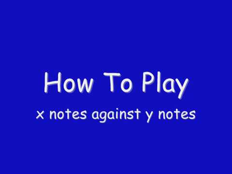 How To Play 3 Notes Against 2 (or 4) on Piano