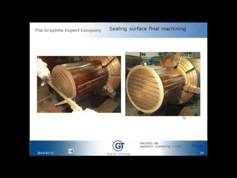 Part 1 - Graphite manufacturing