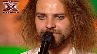 Владимир Якубовский - Hard Rock Halleluja - Lordi - Х-Фактор 5 - Киев - 27.09.2014