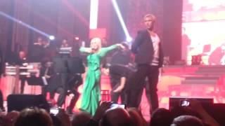 Googoosh - Nemidooni -  Nokia Theater  -  Dance