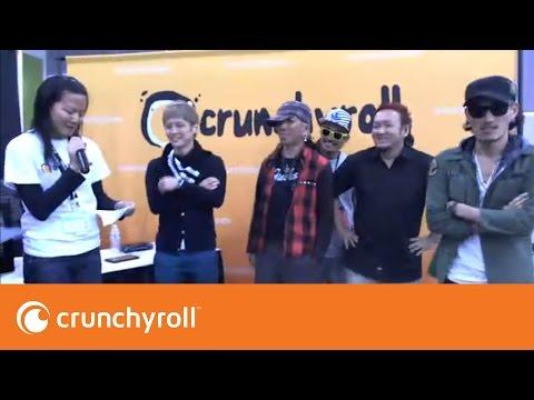 FanimeCon 2011 | Japanese Band FLOW Interview | Crunchyroll
