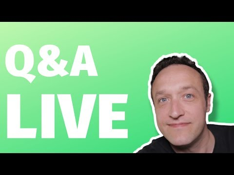 WORDPRESS AFFILIATE Q & A LIVE + SITE REVIEWS thumbnail