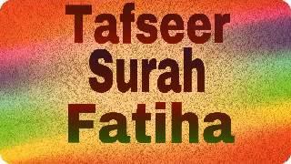 Tafseer Surah Fatiha By Maulana Abdul Majeed Nadeem 2013