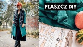 DIY: Jak uszyć płaszcz - wykrój od Złoty Krój