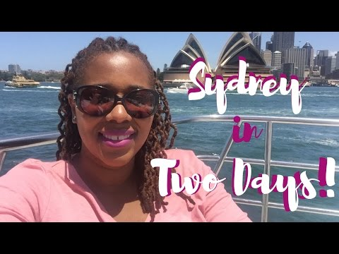 What I did with 48 hours in Sydney, Australia • Solo Travel