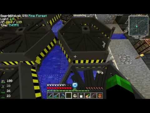 Ultra Fusion Reactor - Minecraft com Mods EP86