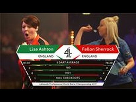 2017 BDO World Darts Championship Quarter Final Ashton vs Sherrock