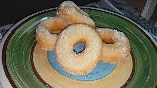 How to make Doughnuts | Doughnut recipe | Sugar Doughnut| Simple Doughnut | Easy Doughnut