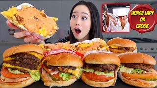 ANIMAL STYLE IN-N-OUT BURGERS & FRIES MUKBANG