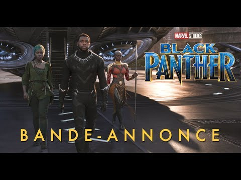 Black Panther - Nouvelle bande-annonce (VF)