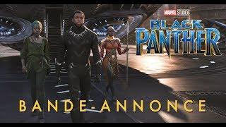 vuclip Black Panther - Nouvelle bande-annonce (VF)