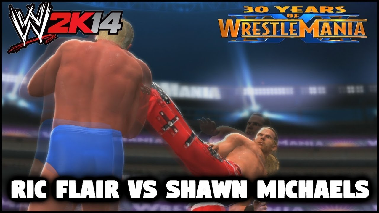 WWE 2K14: 30 Years of WrestleMania - Ruthless Aggression