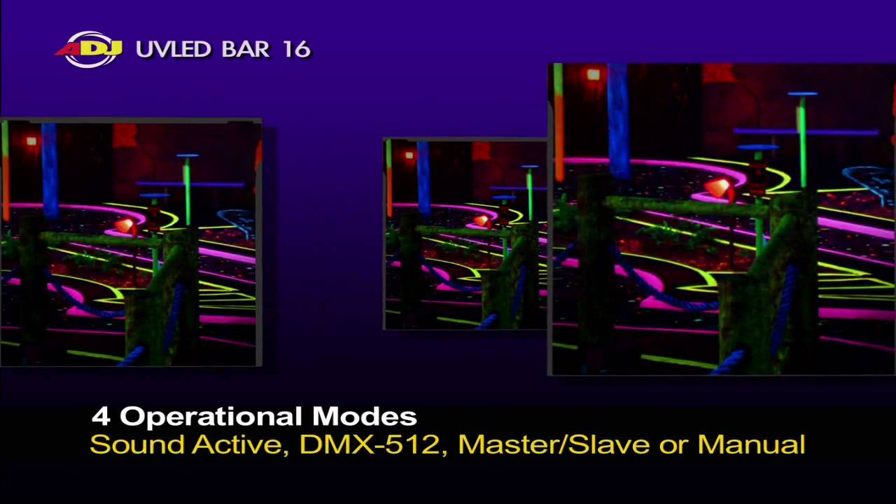 UV LED BAR16 - Product Archive Light - Lights - Products