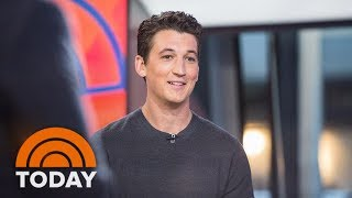 Miles Teller On Why 'Thank You For Your Service' Was The Hardest Movie He Ever Made | TODAY