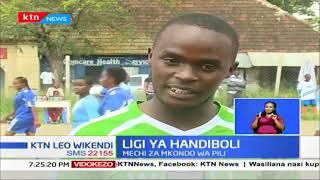 Timu ya Kenyatta na Kaluluini yaandikisha ushindi katika ligi ya mpiria wa mikono