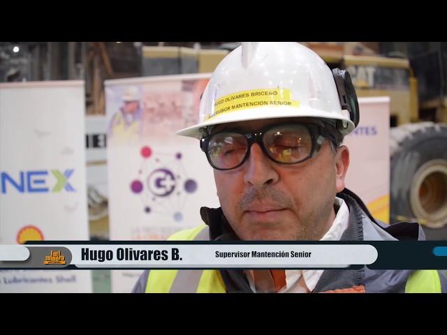 Caso de éxito en Innovación, Collahuasi-Finning-Shell