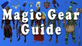 Comprehensive Magic Gearing Guide - Runescape 3