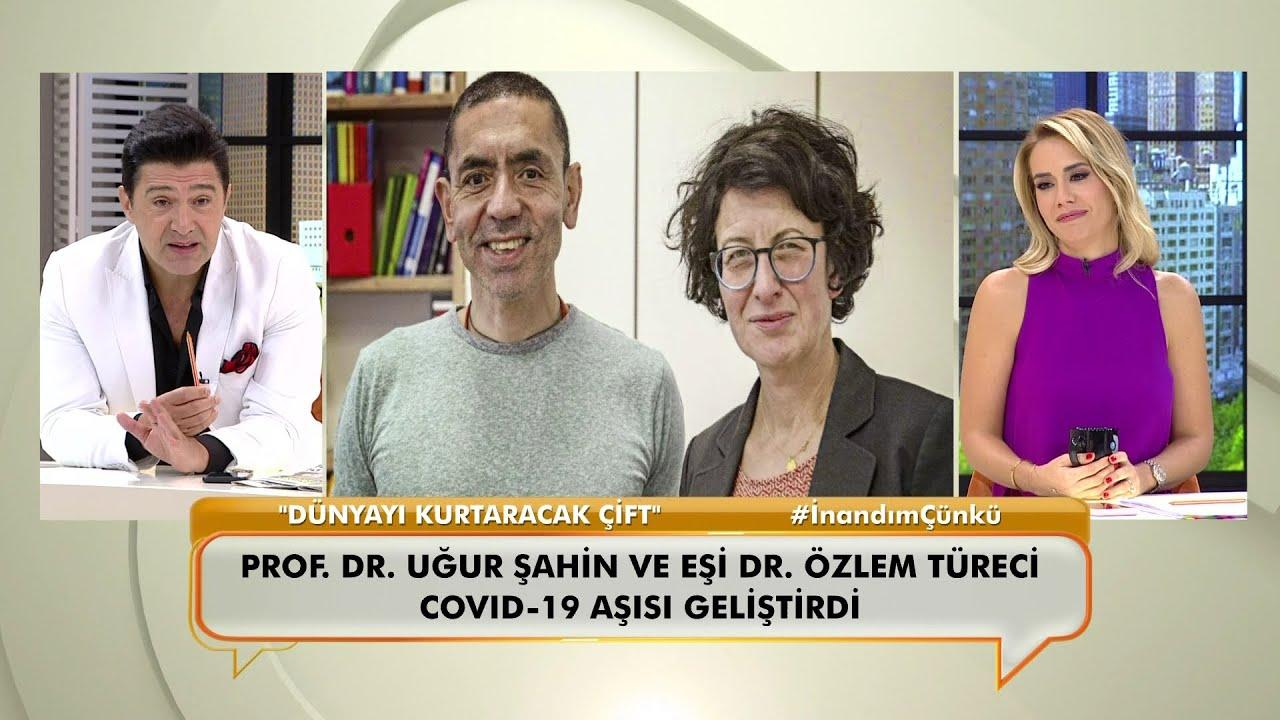 BioNTech'in kurucu ortağı Prof. Dr. Uğur Şahin AA'ya konuştu