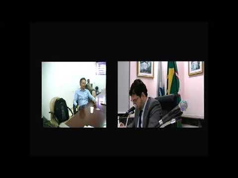 SÍTIO DE ATIBAIA - Depoimento de Emerson Leite - 14.03.18 (PARTE 1)