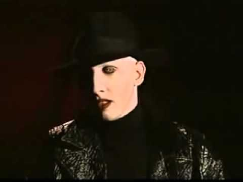 Marilyn Manson Disinformation Speech