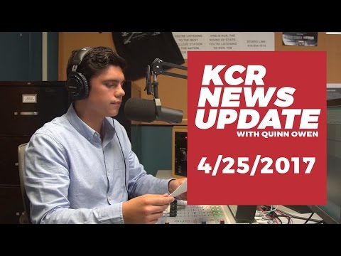 KCR TV - News Update 4/24/17