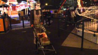 Luna Park at Coney Island - Nights of Horror 2011