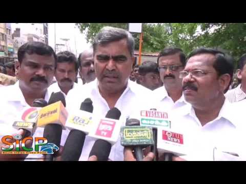 Civil engineers seek separate ministry for construction sector Interview Ramasami