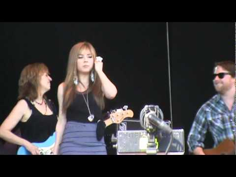 Jennette McCurdy Live At Plant City Fl 3-12-11