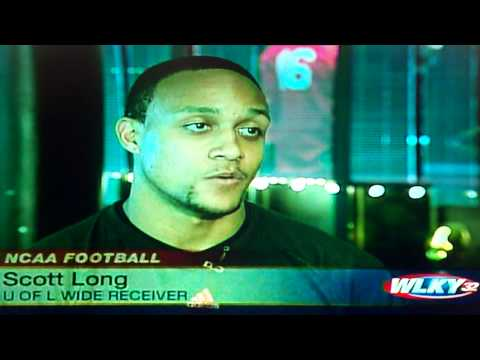 Scott Long Louisville Football