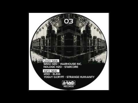 B2 Yoguy D.cryp.T - Strange humanity  ( HZD 03 )